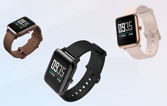 Умные часы Amazfit Health Watch уже можно купить