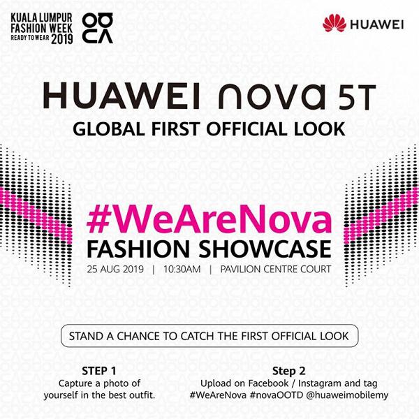Раскрыты характеристики смартфона Huawei nova 5T