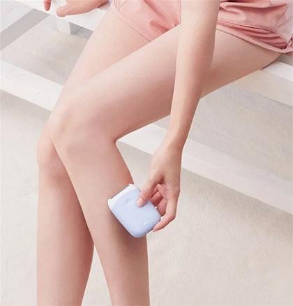 Xiaomi представила миниатюрную электробритву для женщин