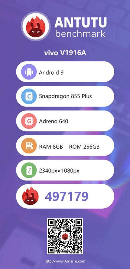 iQOO Pro 5G оказался мощнее Meizu 16s Pro и Black Shark 2 Pro