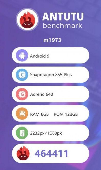 Смартфон Meizu 16s Pro оказался быстрее Black Shark 2 Pro