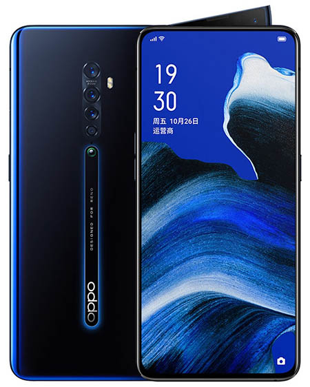 Состоялась премьера смартфона Oppo Reno 2