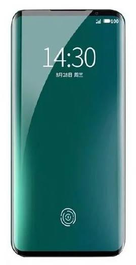 Новый рендер подтверждает дизайн смартфона Meizu 17