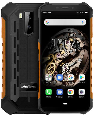 Анонсирован защищенный смартфон Ulefone Armor X5 за $125