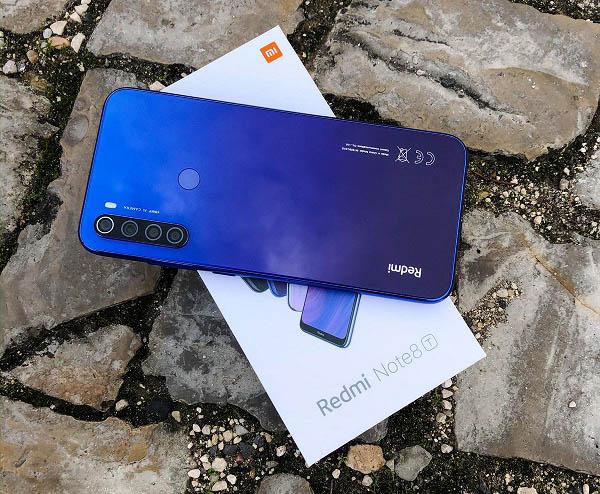 Смартфон Redmi Note 8T с модулем NFC уже можно купить