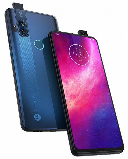 Официально представлен смартфон Motorola One Hyper