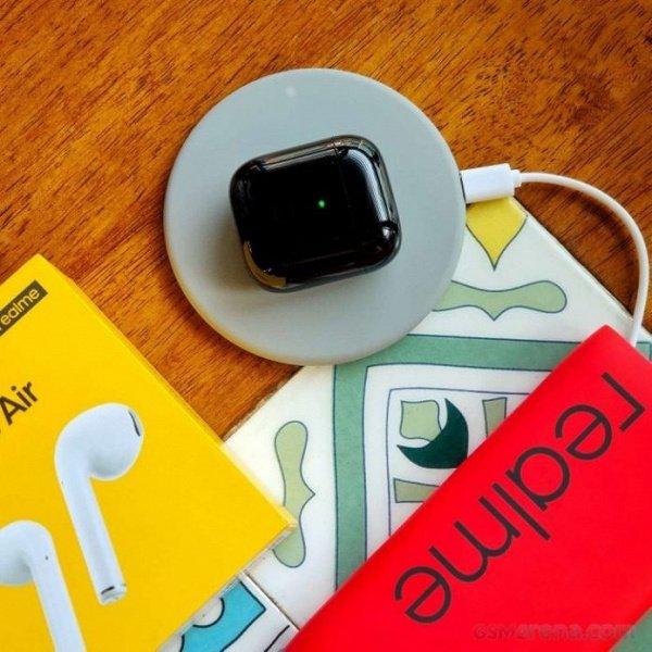 Раскрыты характеристики и цена TWS-наушников Realme Buds Air